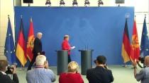 ANGELA MERKEL - Merkel'den Suriye Konusunda Olası 4'Lü Zirveye İlişkin Açıklama