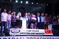 Mermer Heykel Sempozyumuna Görkemli Kapanış