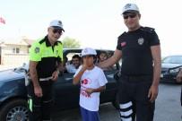 Milas'ta 'Bu Bayramda Ben De Trafik Polisiyim' Projesi