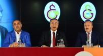 GALATASARAY BAŞKANı - Mustafa Cengiz Açıklaması 'Emre Akbaba İle 4 Yıllık Anlaşma Sağladık'