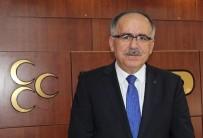 MUSTAFA KALAYCI - Mustafa Kalaycı'dan Kurban Bayramı Mesajı