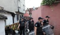 ŞAFAK OPERASYONU - Ölüm Patroniçesinin Talimatıyla Uyuşturucu Madde Satışı Yapanlara Operasyon