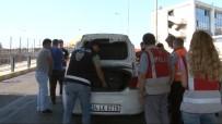YAYA TRAFİĞİ - Otogarda Yoğun Güvenlik Önlemi
