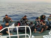 KAÇAK GÖÇMEN - Otomobil İç Lastiği İle Kaçak Göçmen Organizasyonu Ortaya Çıktı