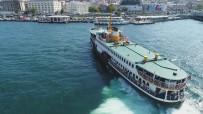 (Özel) Şehir Hatları Vapurları 7 Buçuk Ayda Marmara Bölgesi'nin Nüfusu Kadar Yolcu Taşıdı