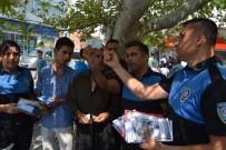 ALıŞVERIŞ - Polis, Vatandaşları Bayram Öncesi Vatandaşları Dolandırıcılık Olaylarına Karşı Uyardı