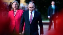 PARTİ ÜYESİ - Putin'i Düğününe Davet Eden Avusturya Dışişleri Bakanı Kneissl'ın İstifası İstendi