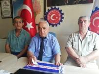 ASGARI ÜCRET - Sarıoğlu, 'Emekli İkramiyelerinin Asgari Ücret Seviyesine Yükseltilmesi Talebimiz Var'