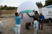Şeftali Festivali'nde Uzaya Şeftali Gönderildi