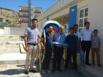 Sincik'te Ok Atma Yarışması Düzenlendi