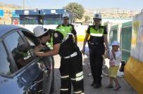 ŞIRNAK VALİSİ - Şırnak'ta 'Hatalı Sürücüye Kırmızı Düdük' Uygulaması Başlatıldı