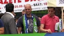 ALI YıLDıZ - Sırp Sporcudan Türk Lirasına Destek