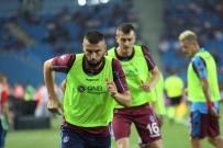 YAŞAR KEMAL - Spor Toto Süper Lig Açıklaması Trabzonspor Açıklaması 3 - Demir Grup Sivasspor Açıklaması 1 (Maç Sonucu)