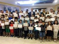 STEM Çalışmalarında 70 Öğrenciye Katılım Belgesi Verildi