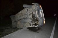 SAĞLIK EKİPLERİ - Şuhut Afyon Yolu İstikametinde Yine Kaza