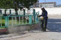 İSTİKLAL - Şuhut Belediyesi Bayram Hazırlıklarına Devam Ediyor