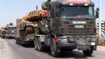 ANTAKYA - Suriye Sınırına Askeri Sevkiyat