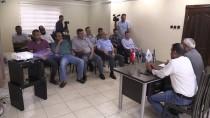 SURİYE - Suriyeli İş Adamlarından Türk Lirasına Destek