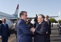 TACIKISTAN - Tacikistan Cumhurbaşkanı İmamali Rahman Özbekistan'da
