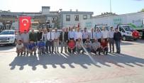İŞ MAKİNASI - Talas'ın Araç Filosuna 3 Buçuk Milyonluk Yatırım