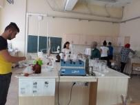 Tarım Lisesinden İç Anadolu'ya Toprak Analizi Hizmeti