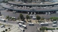 KADIR YıLMAZ - Tatilciler Akın Akın İzmir Otogarından Memleketlerine Gidiyor