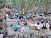 Terörden Temizlenen Kırsaldaki Mesire Alanları Ziyaretçilerin Akınına Uğruyor