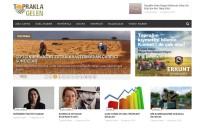 Toprakla Gelen İsimli İnternet Sitesi Yayın Hayatına 'Merhaba' Dedi
