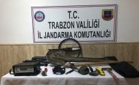 Trabzon'da İzinsiz Define Kazısı Yapan 7 Kişi Gözaltına Alındı