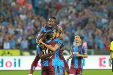 Trabzonspor İlk Galibiyetini Aldı