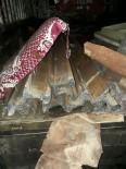 YEŞILPıNAR - Tren Raylarını Çalan Hırsızlar Yakalandı