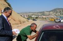 KURAL İHLALİ - Tunceli'de 'Kırmızı Düdük' Uygulaması Başladı