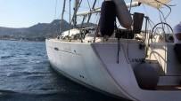 SAHİL GÜVENLİK - Tuzla'da Özel Bir Marinadan Çalınan Lüks Tekne, Bodrum Açıklarında Bulundu