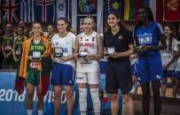 GENÇ KIZLAR - U18 Genç Kızlar Avrupa Basketbol Şampiyonası B Ligi Sona Erdi