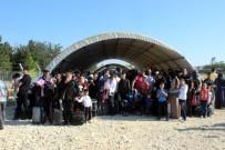 AFRİN - Ülkesine Bayramlaşmak İçin Giden Suriyelilerin Sayısı 31 Bine Ulaştı