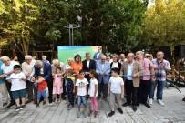 PATLAMIŞ MISIR - Üsküdar'ın Millet Bahçesi Eylül'de Açılıyor