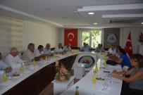 KAYHAN - Ziraat Odası Başkanları Korkuteli'nde Toplandı