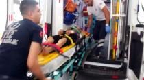 Adana'da Yaşlı Adam Sulama Kanalına Düştü