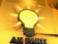HACI BAYRAM TÜRKOĞLU - AK Parti'nin yeni MKYK listesi