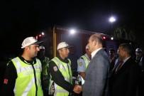Bakan Soylu, Bolu'da Trafik Tedbirlerini Denetledi