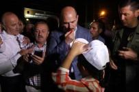 OSMAN VAROL - Bakan Soylu'dan Bayram Trafiğinde 'Kırmızı Düdük'