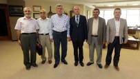 SOSYAL BELEDİYECİLİK - Başkan Karaosmanoğlu, İbni Sina Mahallesi Sakinlerini Ağırladı