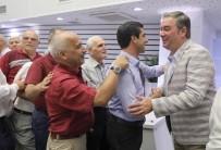 BUCA BELEDİYESİ - Başkan Piriştina Belediye Çalışanlarıyla Bayramlaştı