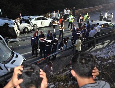 Bayram tatilinin ilk gün kaza bilançosu: 19 kişi öldü, 91 kişi yaralandı