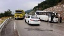 Bolu'da Trafik Kazaları Açıklaması 7 Yaralı
