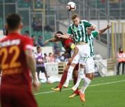 ASAMOAH GYAN - Bursa'da İlk Yarıda Gol Yok