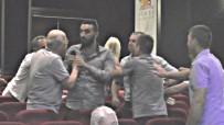 KEMER BELEDİYESİ - CHP Danışma Kurulu Toplantısında Muharrem İnce'ye Hakaret Arbedesi