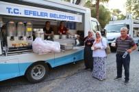 YEMİN TÖRENİ - Efeler Belediyesi Mehmetçik Ailelerinin Gönüllerine Dokunuyor