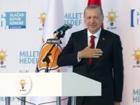 DİSİPLİN KURULU - Erdoğan Yeniden AK Parti Genel Başkanı Seçildi