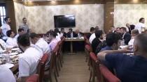 FENERBAHÇE BAŞKANI - Evkur Yeni Malatyaspor-Fenerbahçe Maçı Öncesi Dostluk Yemeği